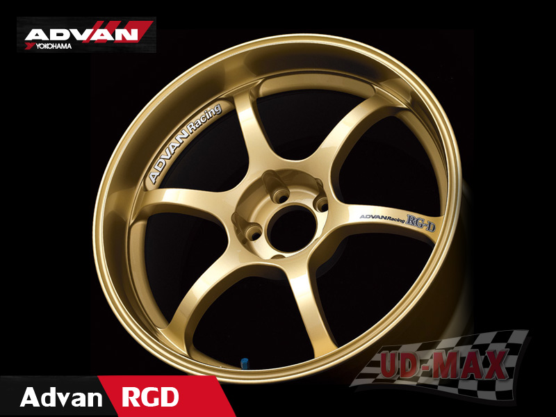 ADVAN RGD color Gold