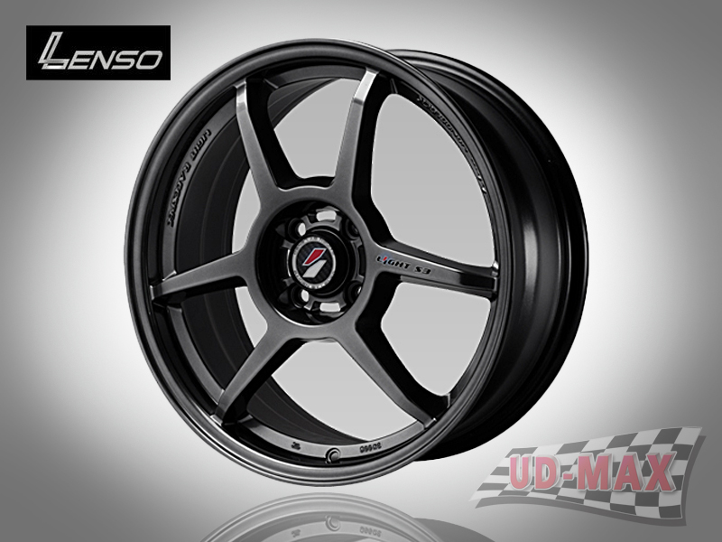 LENSO Light3 color Hyper Black