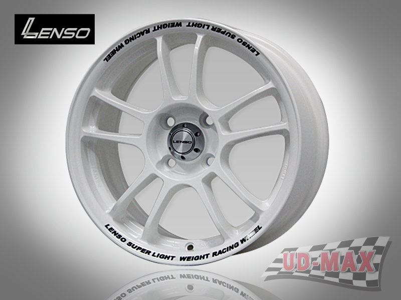 LENSO Light2 color White