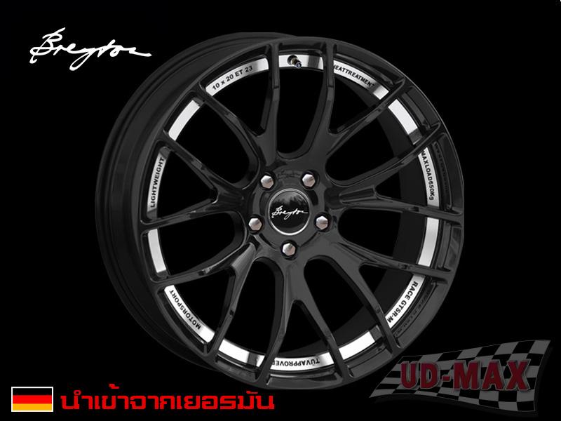 แม็กซ์รถ BMW Breyton_Race-GTSR-M color Gloss Black /Polish Undercut