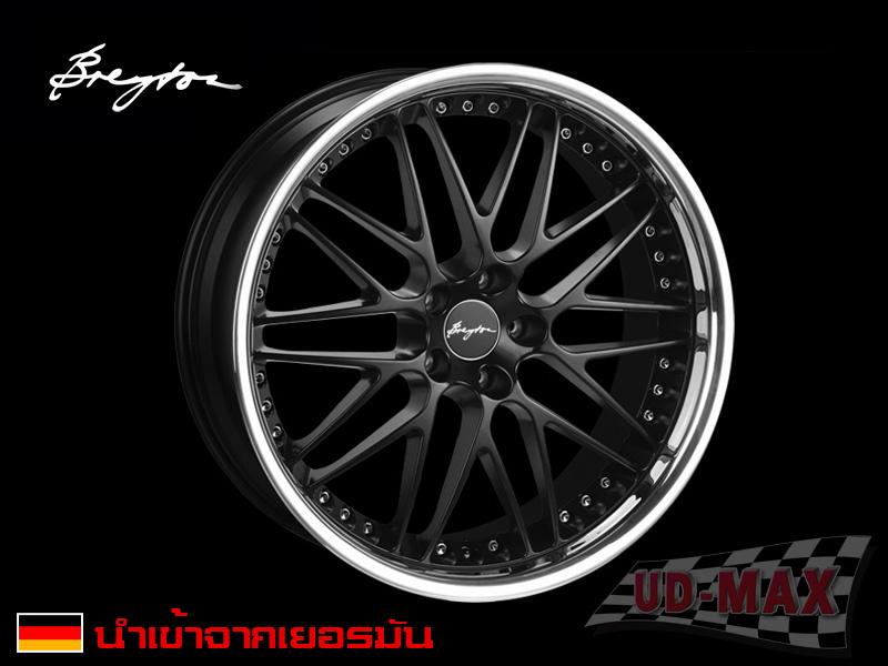 แม็กซ์รถ BMW Breyton_Spirit-II color Matt Black /LP
