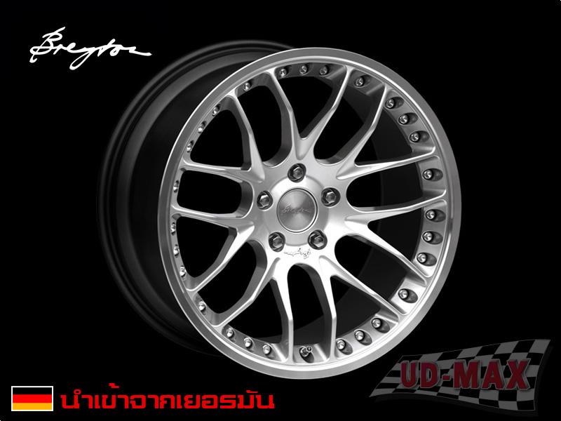 แม็กซ์รถ BMW Breyton_Race-GTP color Hyper Silver /Diamon Lip