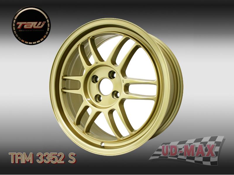 TAW TAM-3352S color BRIGHT GOLD