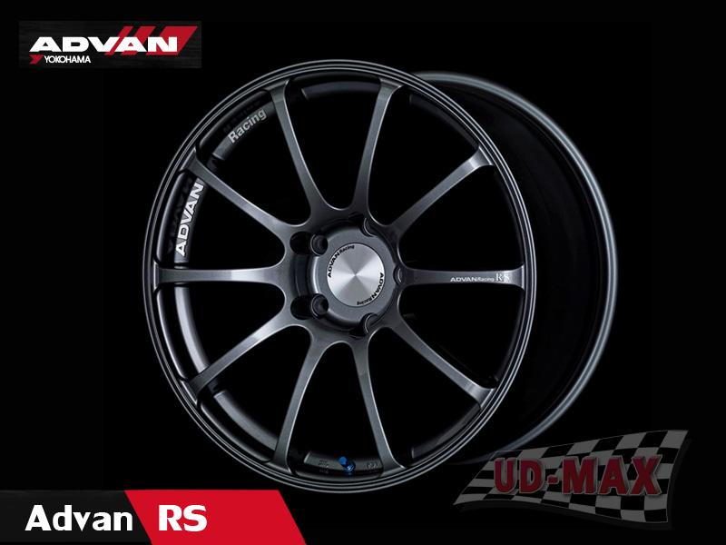 ADVAN RS color Gunmetal