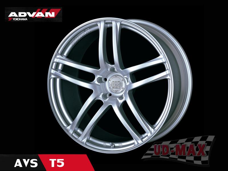 ADVAN AVS_T5 color Hyper Silver