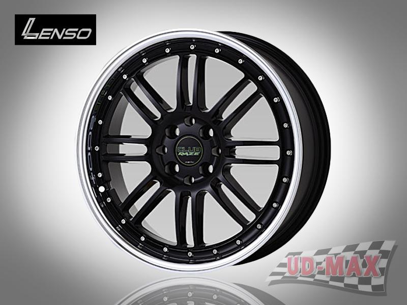 LENSO Club 3 [CL3] color Black/M
