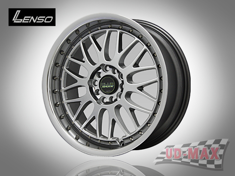 LENSO Club 4 color Hyper Silver/K