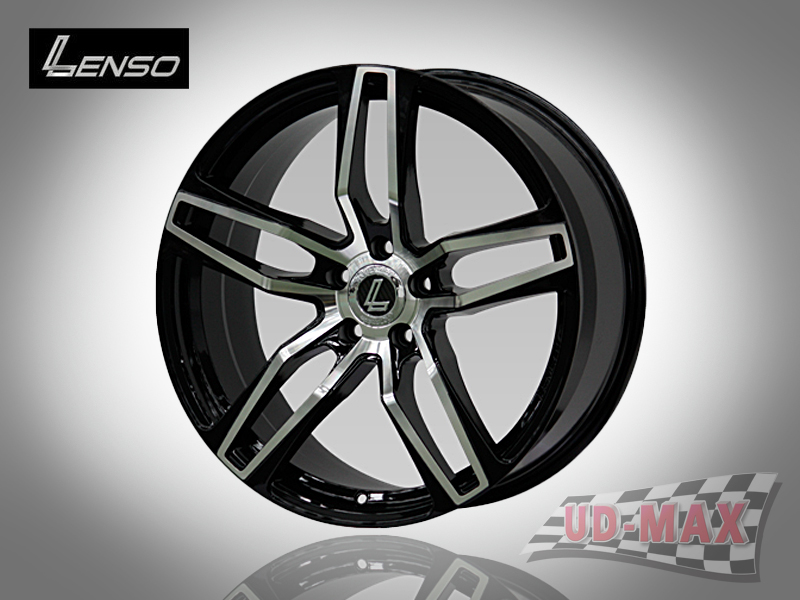 LENSO CONQUISTA 4 UPDATE color Black/FP