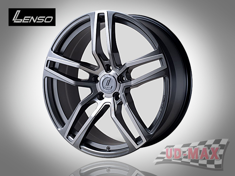 LENSO CONQUISTA 4 UPDATE color Hyper Black/F