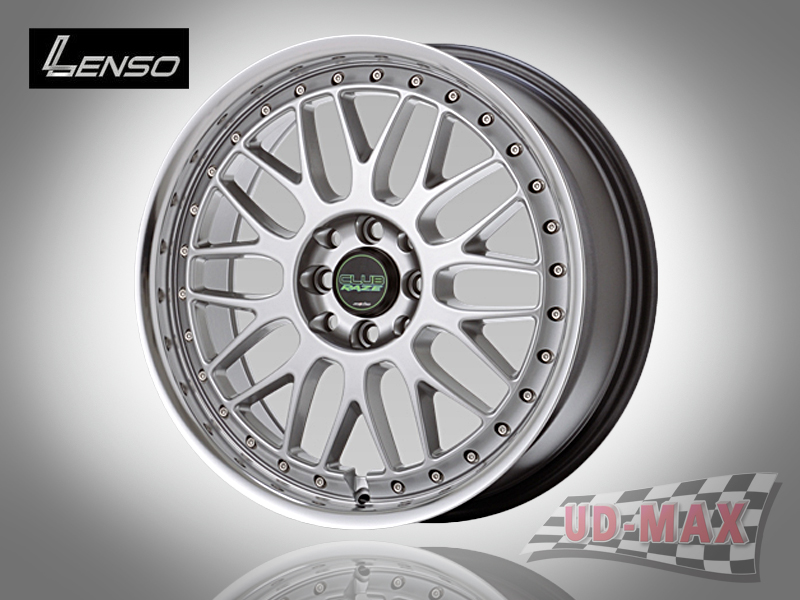 LENSO Club 4 color Hyper Silver/M