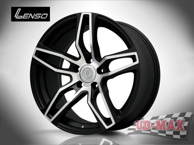 LENSO CONQUISTA 4 UPDATE color Matt Black/FP