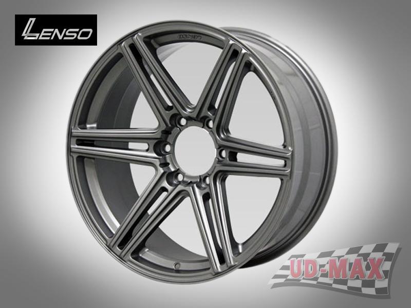 LENSO  PROJECT-D SPEC-G  color เทาเคลือบด้าน(DG)