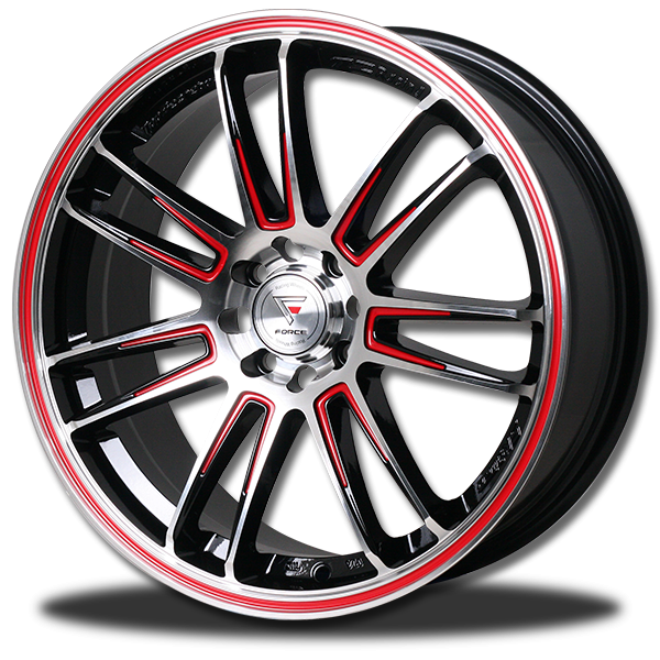 P&P Superwheels D-7 color (R-L)(R)BP, (R-L)(R)BH-CH, (R-L)W-(R)X