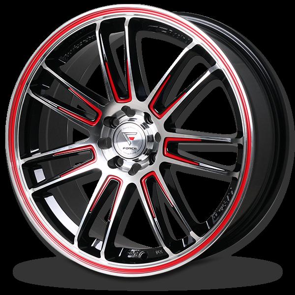 P&P Superwheels D-7 color (R-L)(R)BP, (R-L)(R)BH-CH, (R-L)W-(R)X
