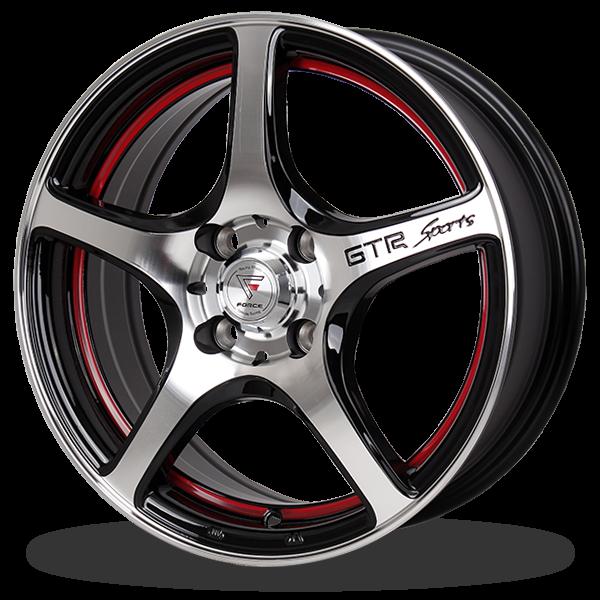 P&P Superwheels S-Five  คลิกรูปใหญ่