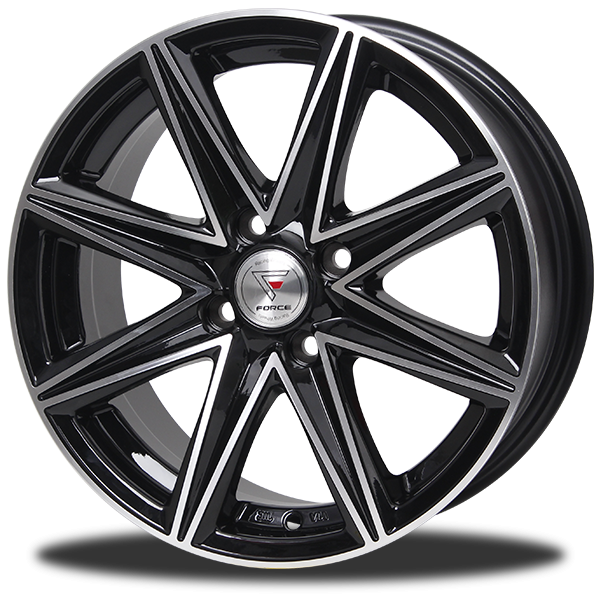 P&P Superwheels VIVID 8 color BP