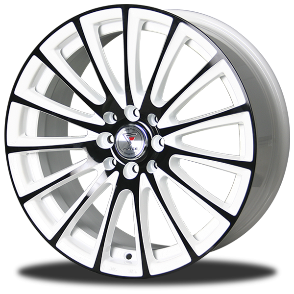P&P Superwheels Challenger color  BP, R/BP, R/B, CA-W-PB, R/W