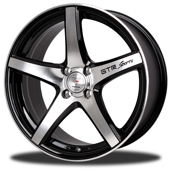 P&P Superwheels GTR-5V color BP