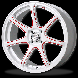 แม็กซ์ P&P Superwheels F-7