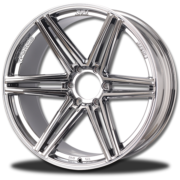 P&P Superwheels ST-1 22Innch color BHCH