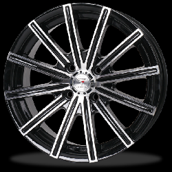 แม็กซ์ P&P Superwheels VIVID