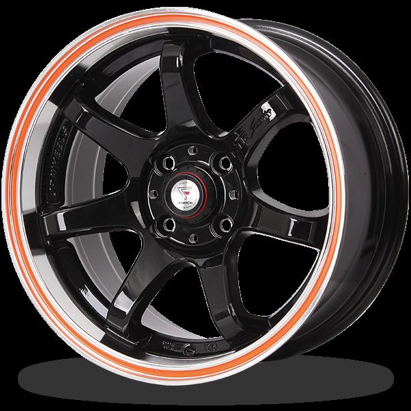 P&P Superwheels GTR-7 15Inch  คลิกรูปใหญ่