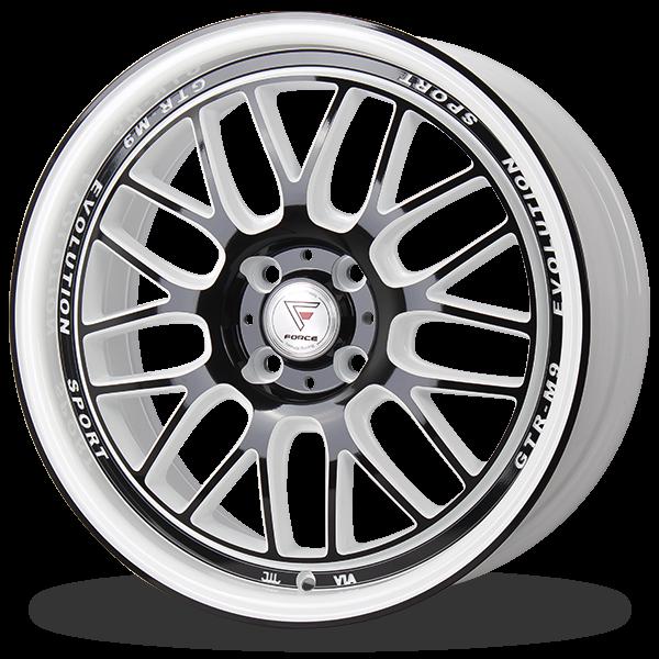 P&P Superwheels GTR-M9  คลิกรูปใหญ่