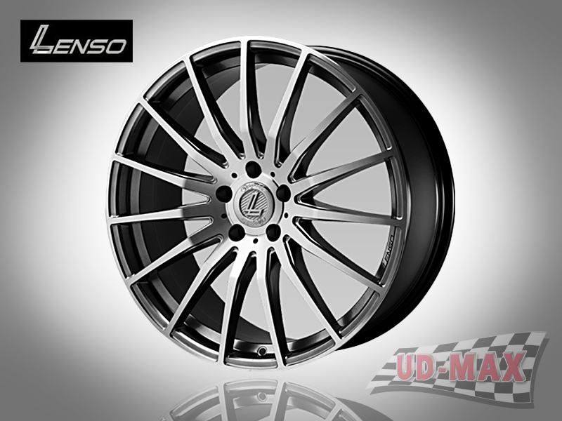 LENSO CONQUISTA 5 color Hyper Black/F