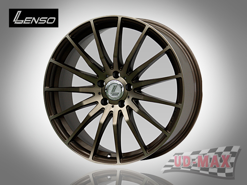 LENSO CONQUISTA 5 color Copper Bronze