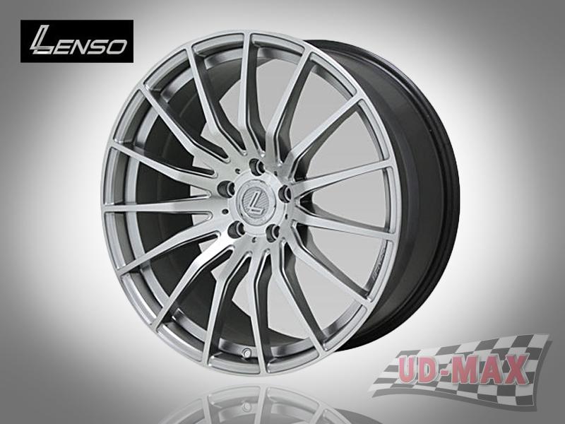 LENSO CONQUISTA 5 color Hyper Silver/F