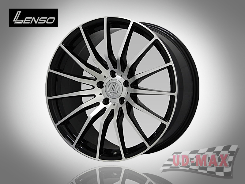 LENSO CONQUISTA 5 color Black/FP