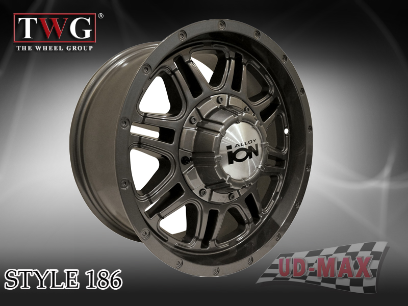 Other Max STYLE 186 color GUNMETAL