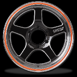 ��硫� P&P Superwheels Cosmis XT-005R 17Inch 6H