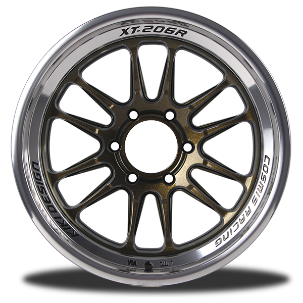 P&P Superwheels Cosmis XT-206R 18Inch Limited  คลิกรูปใหญ่