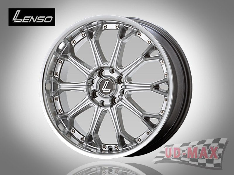LENSO OPUS 4  color Hyper Silver/M