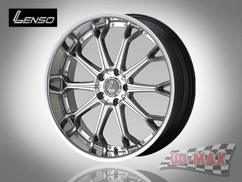 LENSO OPUS 4  color Hyper Silver/I