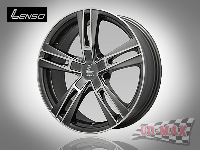 LENSO EURO STYLE 6_update color Hyper Black