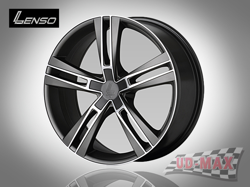 LENSO EURO STYLE 6_update color Dark Grey