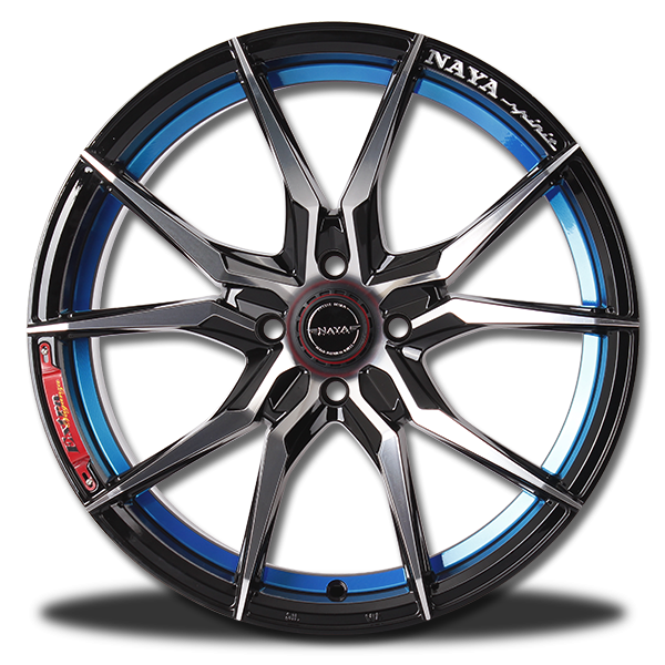 P&P Superwheels NAYA   Everest-II 17Inch  คลิกรูปใหญ่