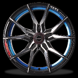 แม็กซ์ P&P Superwheels NAYA   Everest-II 17Inch
