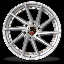 แม็กซ์ P&P Superwheels Naya Victoria V.2 20Inch