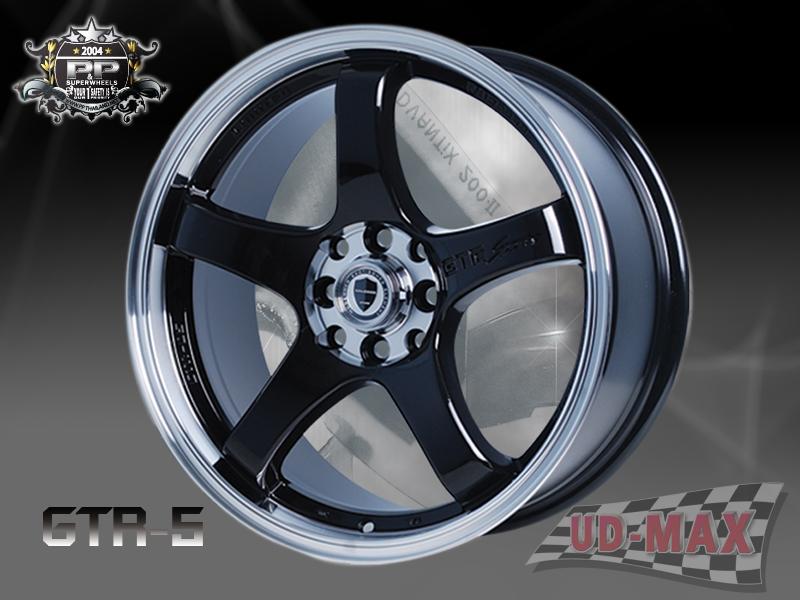 GTR-5 color Black /LP