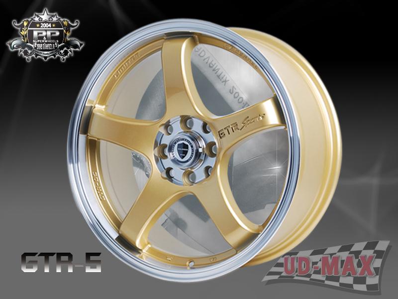 GTR-5 color Gold /LP