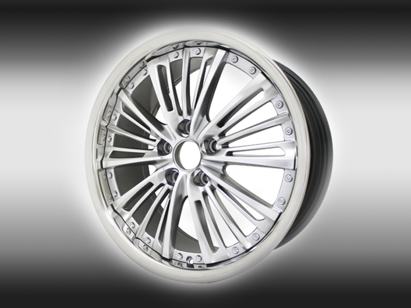TAW TAM-3358 color Hyper Silver