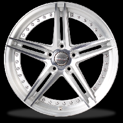 แม็กซ์ P&P Superwheels NAYA NyF.5D (2 Piece)