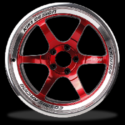 แม็กซ์ P&P Superwheels COSMIS XT-006R 18Inch Limited