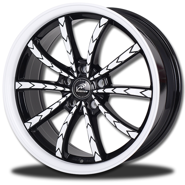 P&P Superwheels Scorpion color CA-B-PW