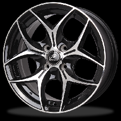 แม็กซ์ P&P Superwheels BREMZE